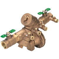 975XL2 Reduced Pressure Principle Backflow Preventer