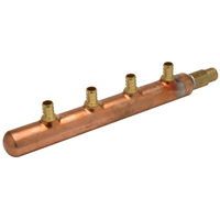 QCM43-4GX Copper Manifold