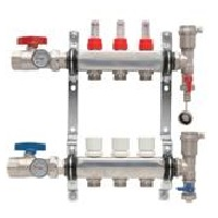 QHPM__-S Stainless Steel Accuflow® Manifold