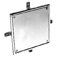 Z1460 Square Wall Access Cover