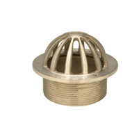 Z400G Type G Round Strainer with Dome