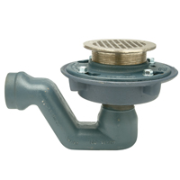 "Z451B  2"" Shallow Trap Drain with Adjustable Strainer"