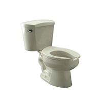 Z5538 - Elongated Front Two-Piece Toilets