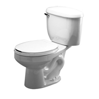 Z5548 - Round Front Two-Piece Toilets