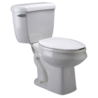Z5560 EcoVantage® Pressure Assist ADA Two-Piece Toilet