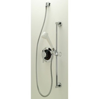 Z7100-SS-LH-HW Temp-Gard® Shower Unit