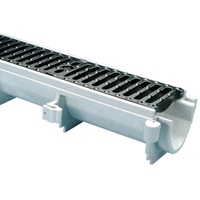 Z886-HDG-LD Reveal Perma-Trench® Linear Trench Drain System