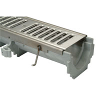 Z886-HDS Perma-Trench®  Linear Trench Drain System