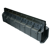 Z888-18-PSF - Hi-Cap® Slotted Drainage System