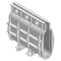 Z888-8 - Slotted Drainage System