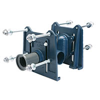 ZF1201-ND - EZCarry® High Performance Water Closet No-Hub Horizontal Back-to-Back Siphon Jet One-Piece Carrier