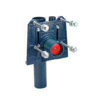 ZF1204-N - No-Hub Vertical Siphon Jet One-Piece Carrier