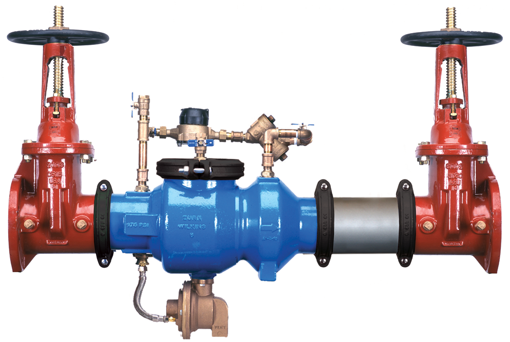 Wilkins Backflow Prevention - Water Safety | Zurn