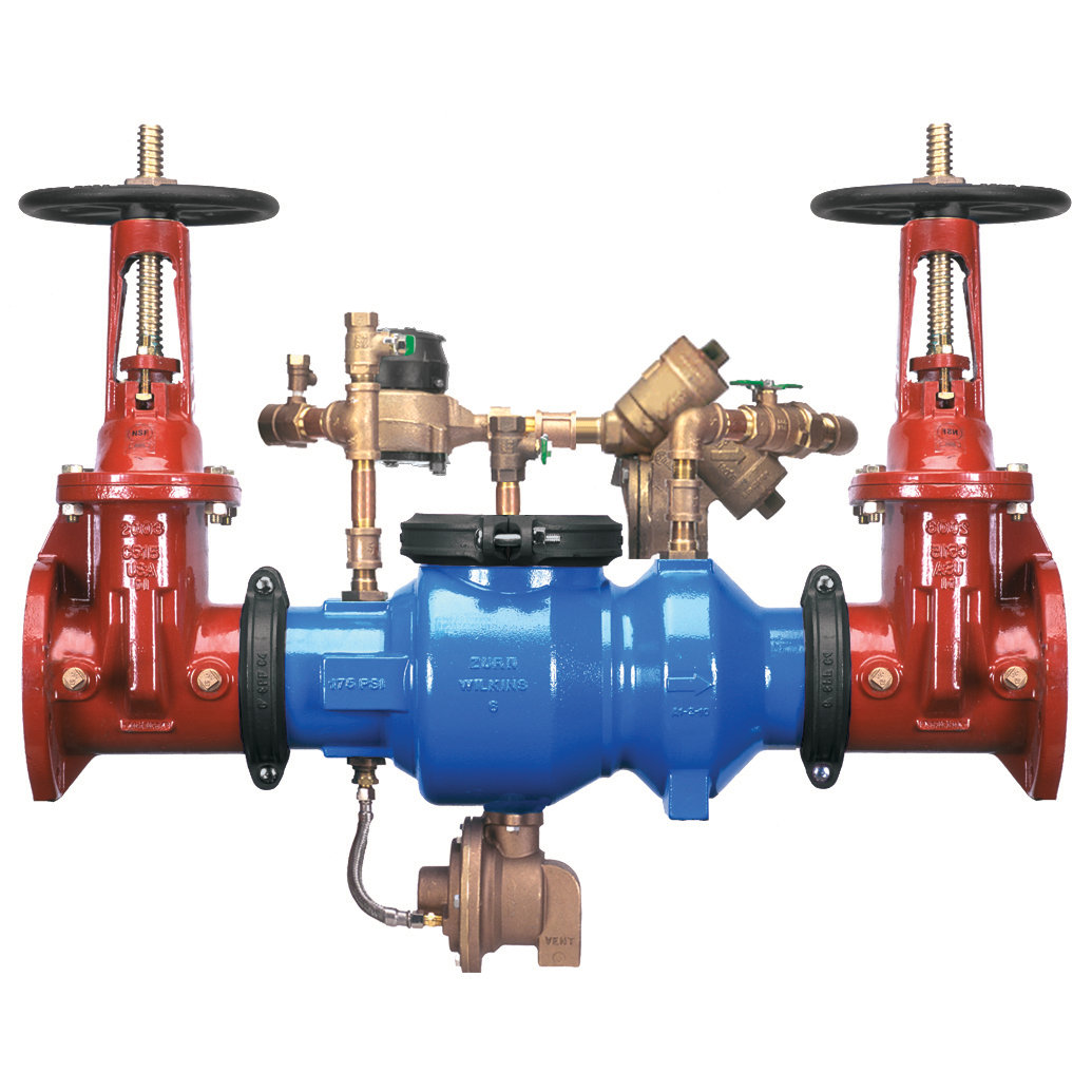 375ADA - Reduced Pressure Detector Backflow Preventer