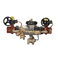 4-375ASTDA - Reduced Pressure Principle Backflow Preventer