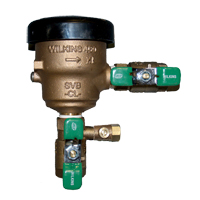 460XL Spill Resistant Pressure Vacuum Breaker