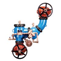 Reduced Pressure Detector Assembly Backflow Preventer