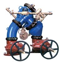 Reduced Pressure Detector Backflow Preventer