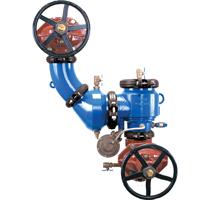 Reduced Pressure Backflow Preventer
