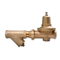 "Model 500YSBR - Discontinued - Replaced by 500XLYSBR - Zurn Wilkins  Water Pressure Reducing Valve  with ""Y"" Type Strainer"