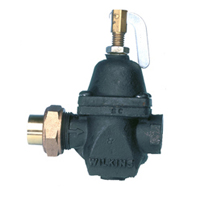 Boiler Regulator with Quick Fill/Purge Lever