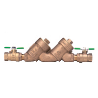 114-950XLT2 - Double Check Backflow Preventer