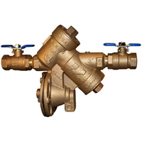 Reduced pressure backflow preventer - 2-975XL