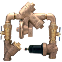 Pre-Plumbed Backflow Station