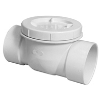"BW2930-AB4 - 4"" ABS Backwater Valve"