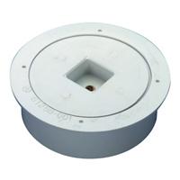 "CO2411-PV3 - 3"" PVC Hub Body and Plug"