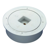 "CO2411-PV3 - 3"" PVC Hub Body and Plug"