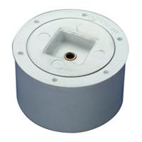 "CO2412-PVC - 2""x3"" PVC Body and Plug"