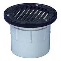 "FD2208-PV4 - 4"" PVC Adjustable Floor Drain"