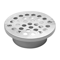 "FD2201-FMT 2"" X 3"" Full Metal Top General Purpose Floor Drain"