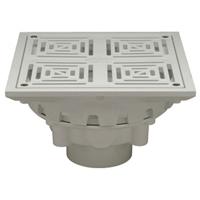 "FD2283-PV2 - 2"" PVC Decorative Floor Drain"