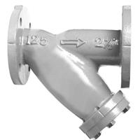 Domestic Cast Iron Wye Type Strainer