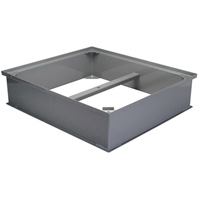 "GT2700-100-6-EXT - 100 GPM 6"" Grease Trap Extension"