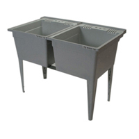 MS2623 Double Compartment Multi-Purpose Sink