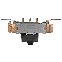34-375 - Reduced Pressure Principle Backflow Preventer