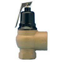 High Capacity Pressure Relief Valve