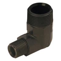Add-A-Port Polymer Manifold Elbow