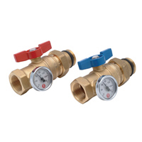 QHMBVKIT5 Accuflow® Manifold Ball Valve Kit