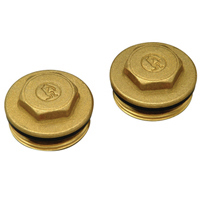 QHMEP6 - Accuflow® Manifold End Plug
