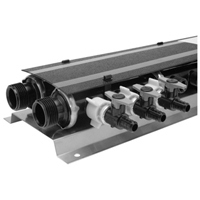QPPM12H18C_ - QickPort® Manifold