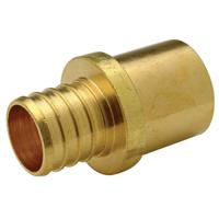 Brass Sweat Adapter Coupling