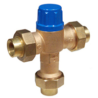 QMVPVC_ - Thermostatic Mixing Valves