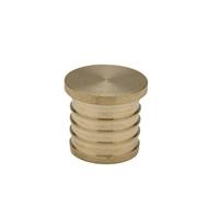XL Brass Plug - 1