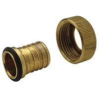 QQSFC45GX - XL Brass Adapter