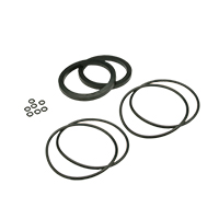 "RK4-350 - 4"" Model 350/450, 2-1/2"" - 4"" Model 350A Rubber Only and 2-1/2"" - 4"" Model 375/475 Checks Rubber Only Repair Kit"