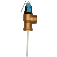 TP3000-5C-150C - Temperature and Pressure Relief Valve